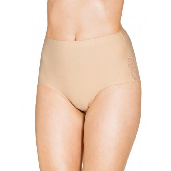Dámske telové krajkové sťahovacie nohavičky SUSA