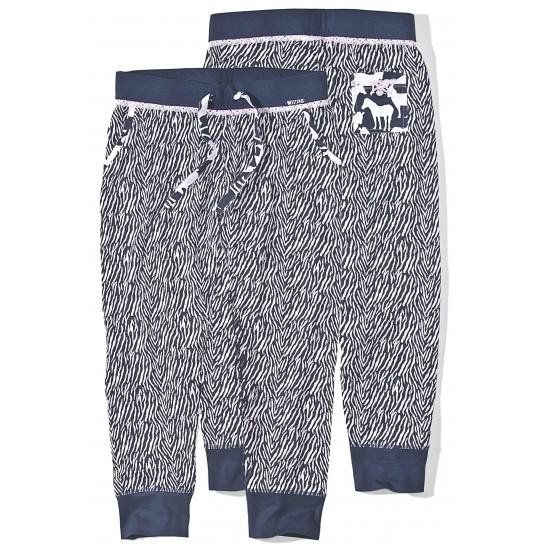 Dámske modré trojštvrťové nohavice Jola MUSTANG