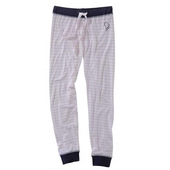 Dámske svetloružové nohavice Madison MUSTANG